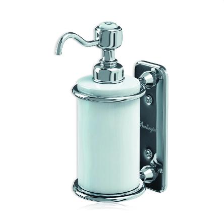 Дозатор для жидкого мыла, одинарный