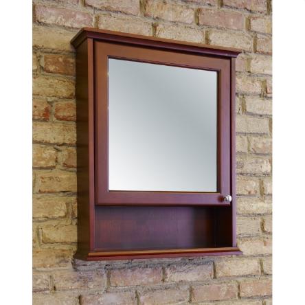 Зеркальный шкаф подвесной