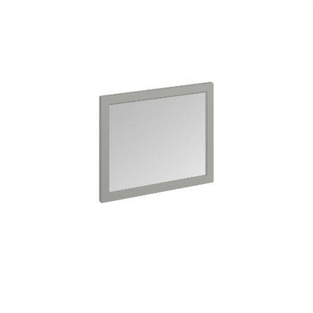 Зеркало в раме 90см без подсветки