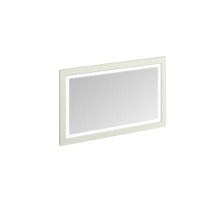 Зеркало в раме 120см, с LED подсветкой
