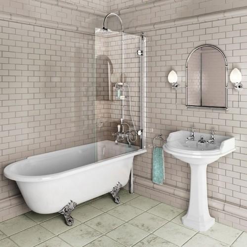 Шторка для ванны