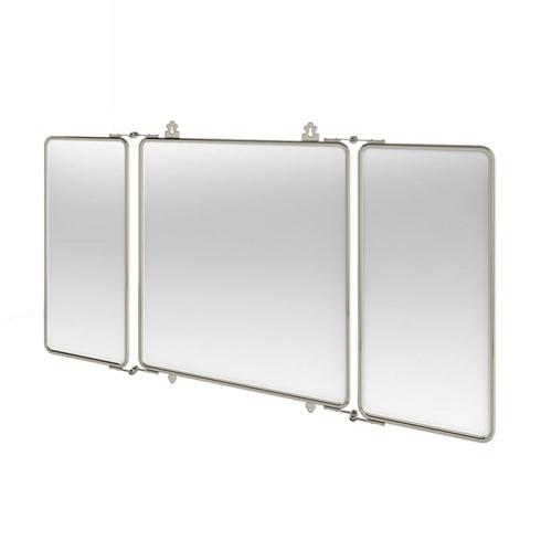 Зеркало Arcade настенное из трех сегментов