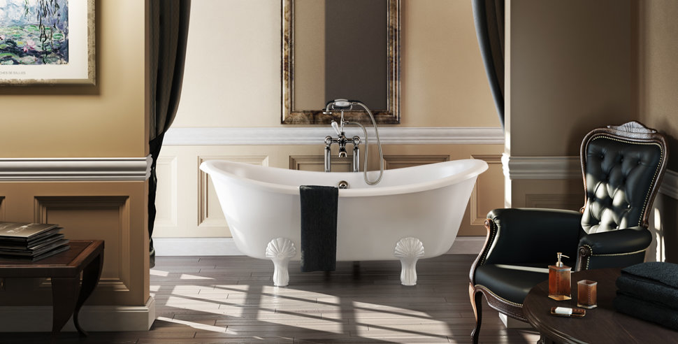 Ванна Bateau 164 см [T10F]